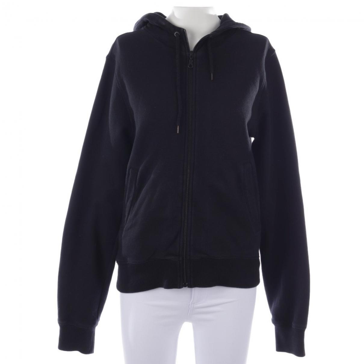Kenzo \N Black Cotton Knitwear for Women 36 FR