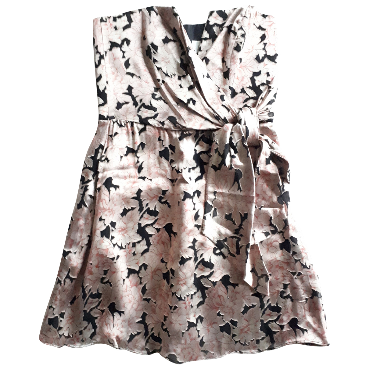 Zimmermann \N Pink Silk dress for Women 0 0-5