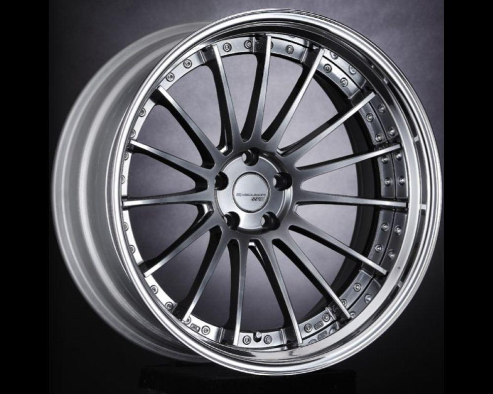SSR Executor CV04S Super Concave Wheel 21x9.5