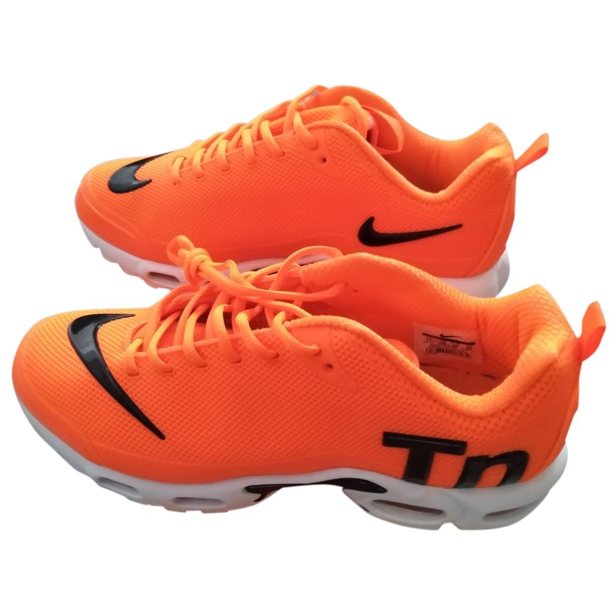 Deportivas Air Max Plus  de Lona Nike