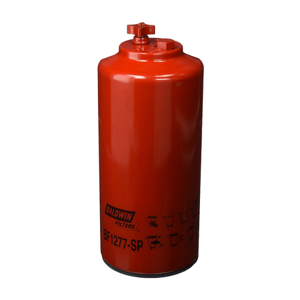 Baldwin BF1277-SP - Fuel Filter   Fuel/Water Separator Spin On With...