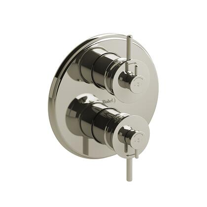Altitude ATOP83PN Double Type Thermostatic or Pressure Balance Coaxial Complete Valve  in Polished