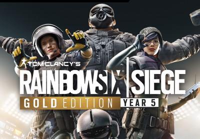 Tom Clancys Rainbow Six Siege Gold Edition Year 5 XBOX One CD Key