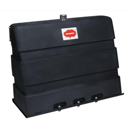 Muncie Power Products P050U2AAGXY - Tank,Poly,50 Gallon,Upr Polyeth...