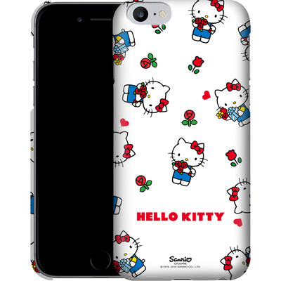 Apple iPhone 6s Plus Smartphone Huelle - Hello Kitty Flower Pattern von Hello Kitty