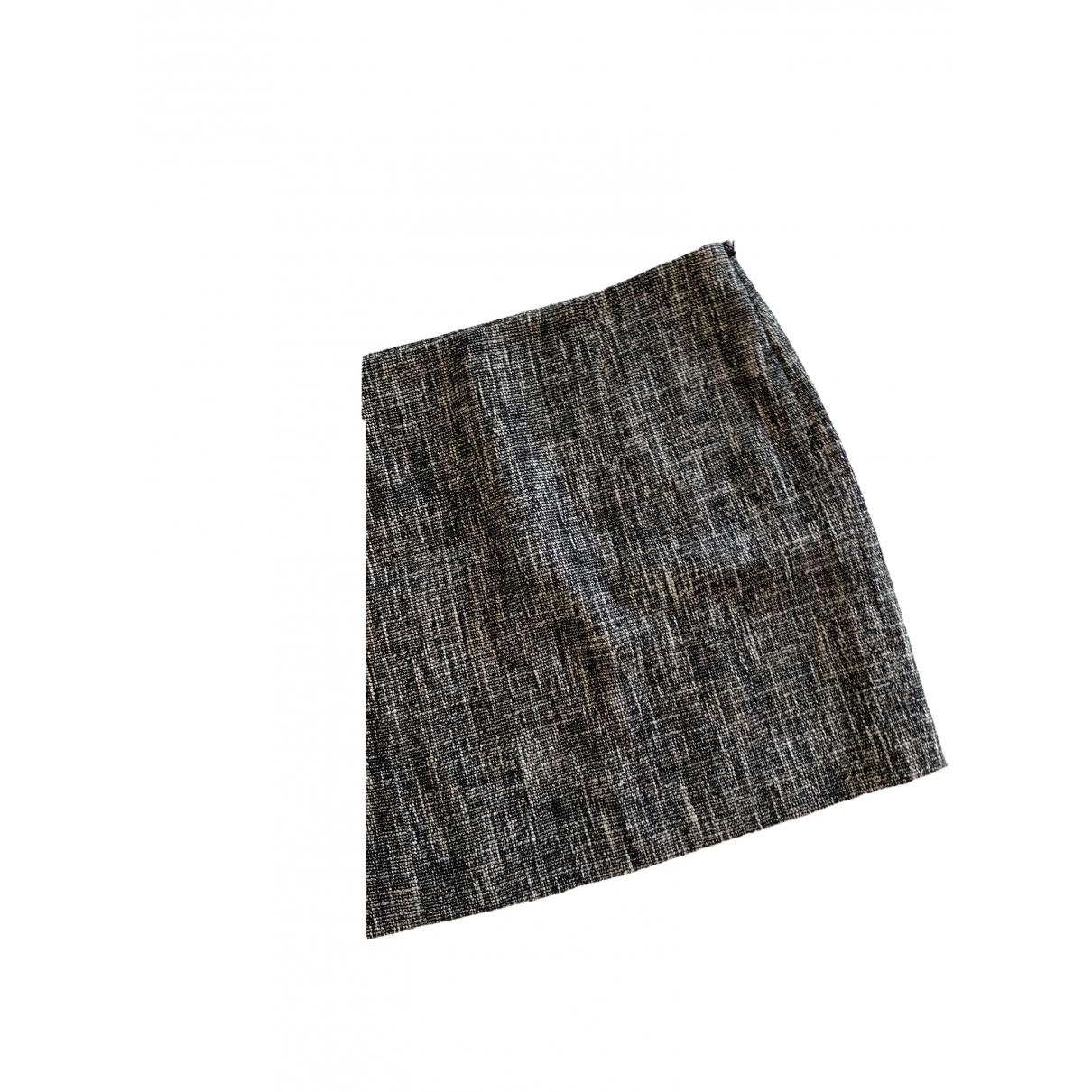 Theory - Jupe   pour femme en coton - noir