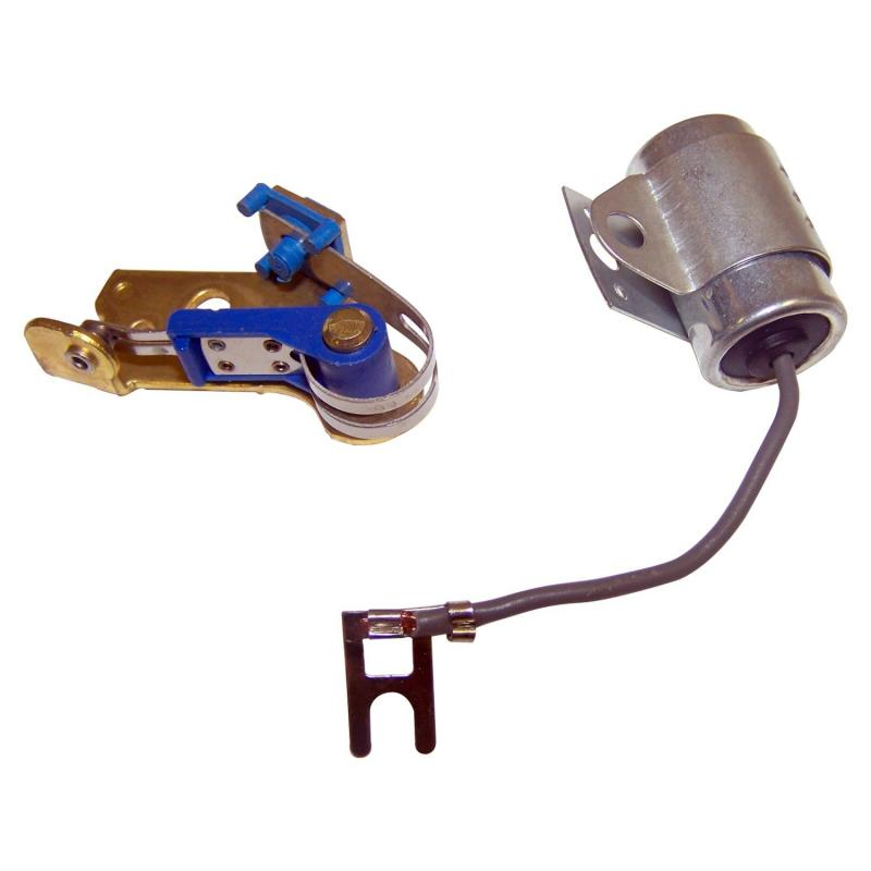 Crown Automotive J4488760 Jeep Replacement Secondary Ignition Jeep