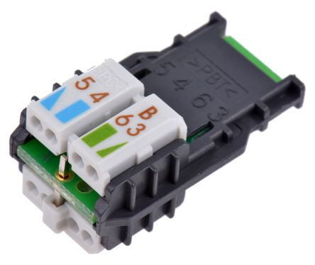 Telegartner RJ45 Wire Manager for use with RJ45 Field Connector