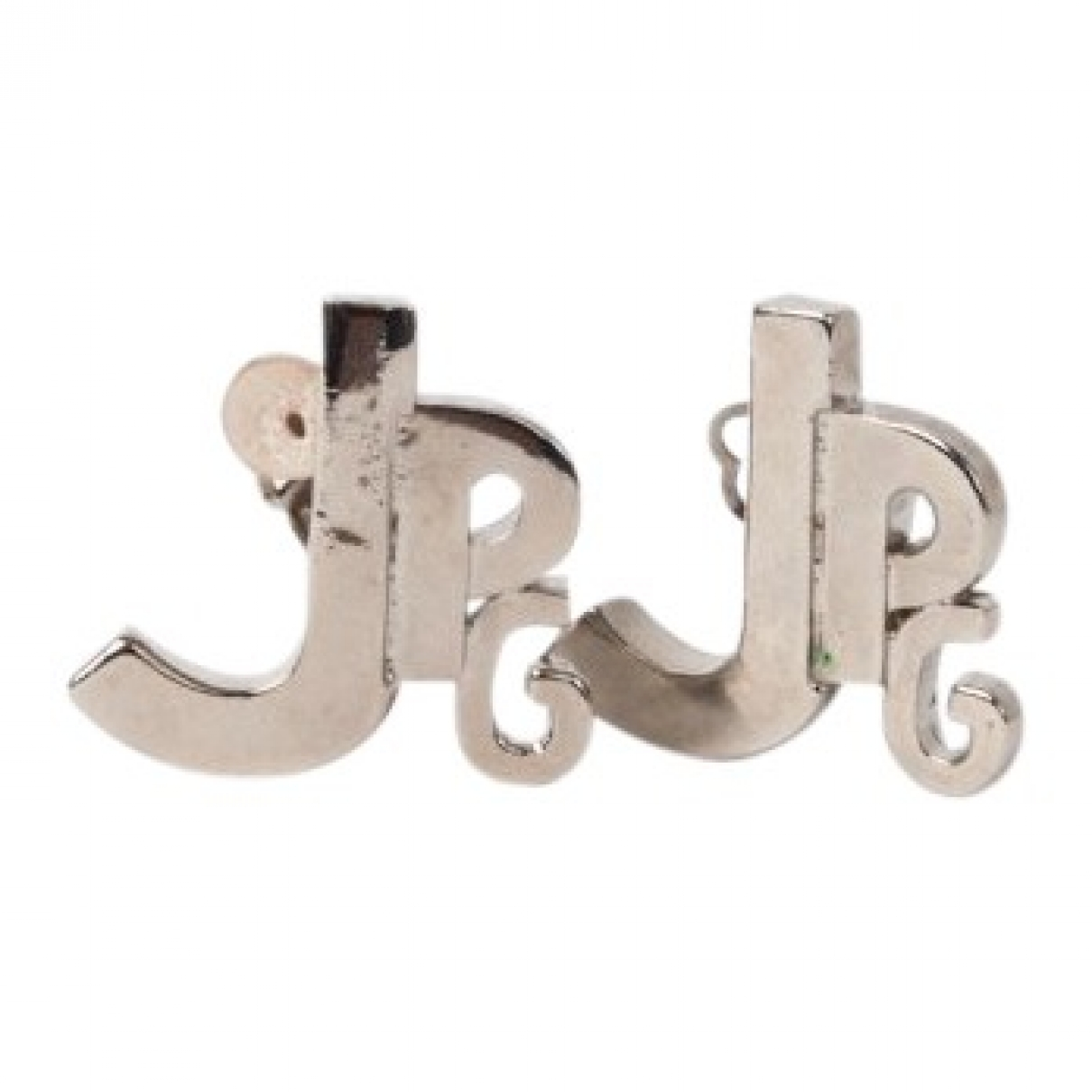 Jean Paul Gaultier \N Silver Metal Earrings for Women \N