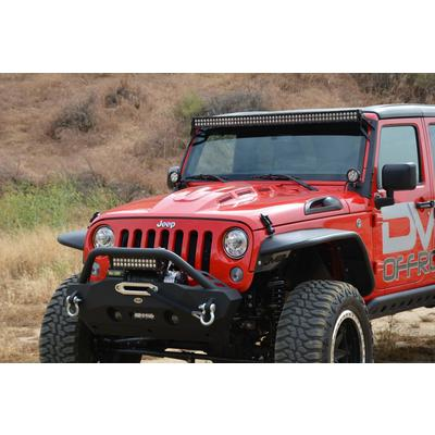 DV8 Offroad Heat Dispersion Hood - HDMB07-02