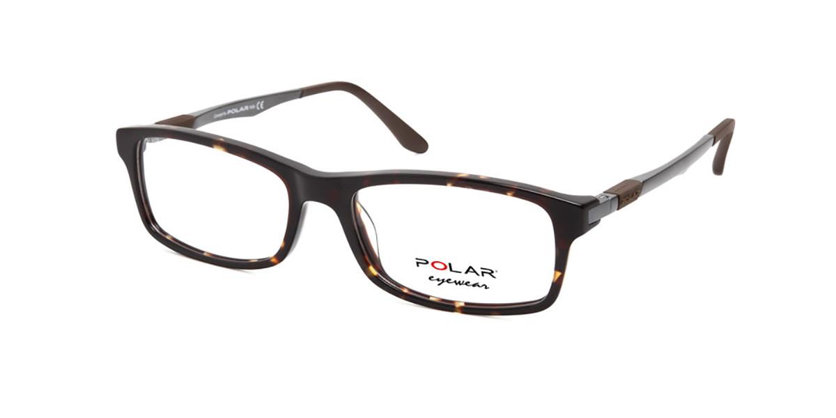Polar PL 995 428 Mens Glasses Tortoise Size 54 - Free Lenses - HSA/FSA Insurance - Blue Light Block Available