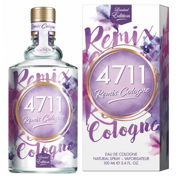 4711 - 4711 Remix Cologne Lavande : Cologne Spray 5 Oz / 150 ml