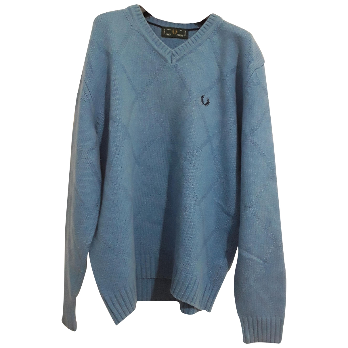 Fred Perry \N Pullover.Westen.Sweatshirts  in Wolle