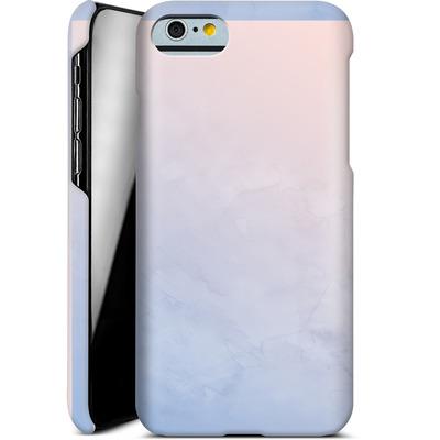 Apple iPhone 6s Smartphone Huelle - Serenity Rose Quartz Geometry von Emanuela Carratoni
