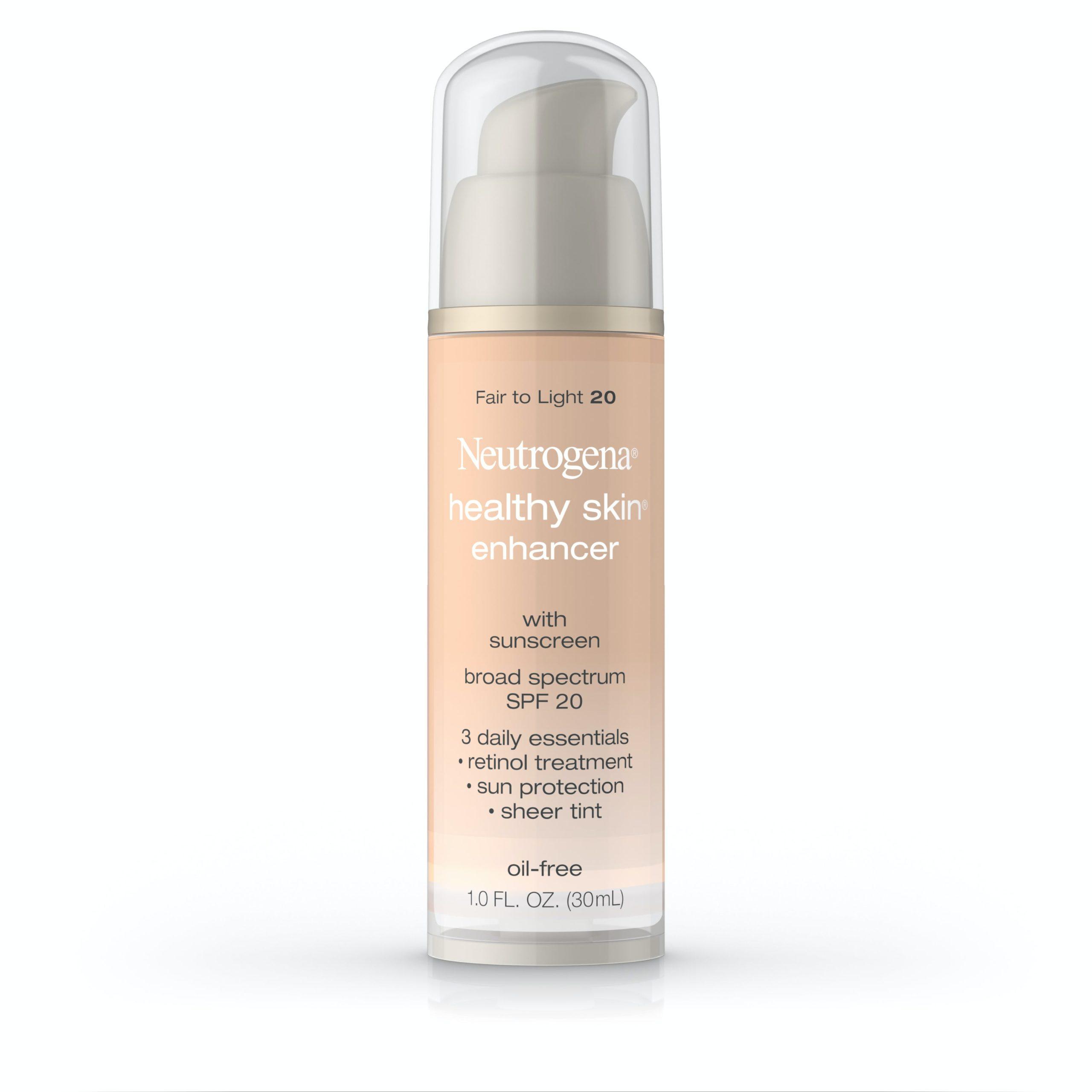 Healthy Skin Enhancer Spf 20 - Fair-Light