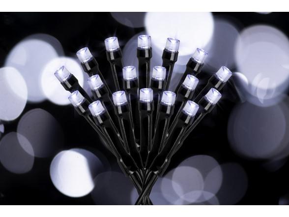225 Solar Powered Led String Light