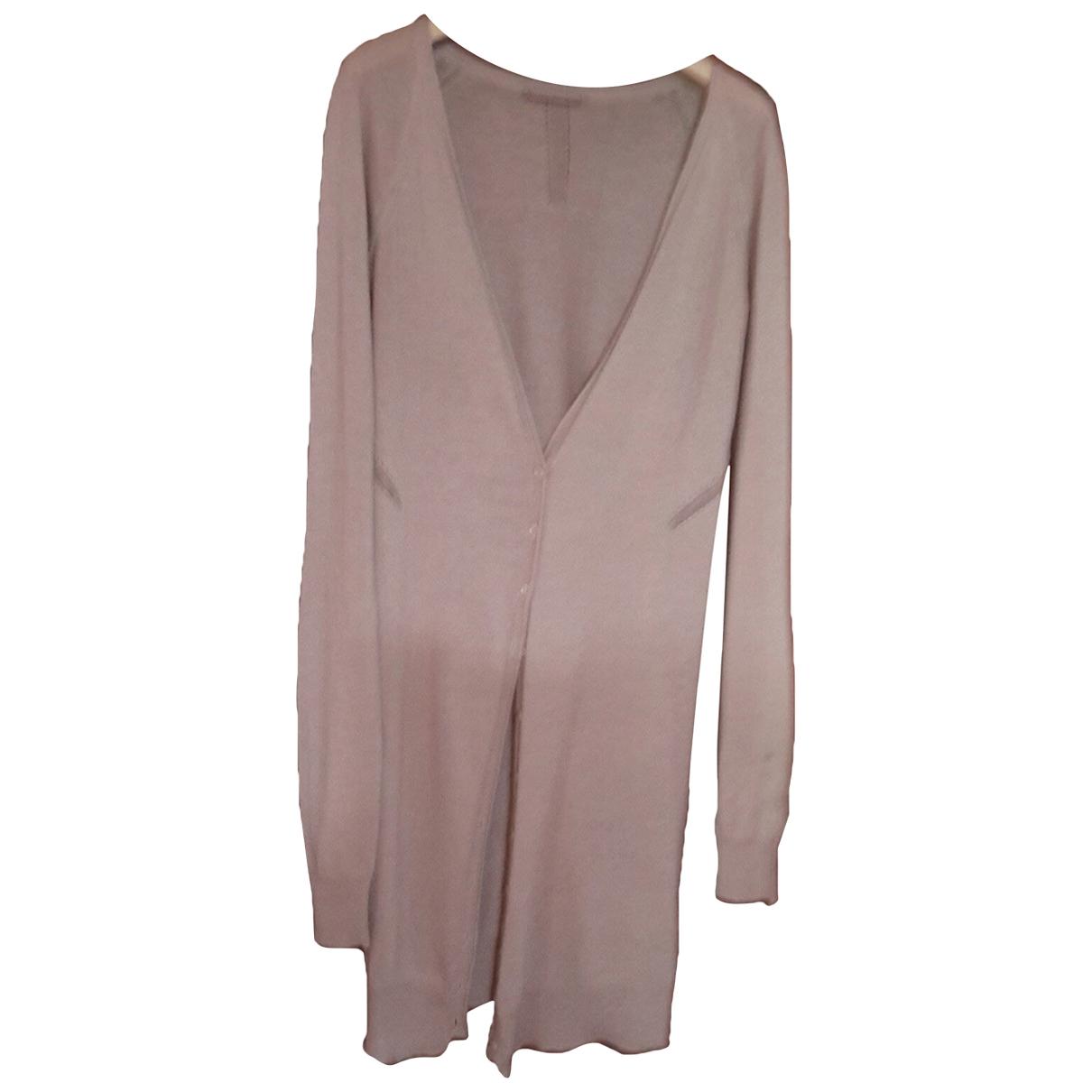 Pinko - Pull   pour femme en coton - beige