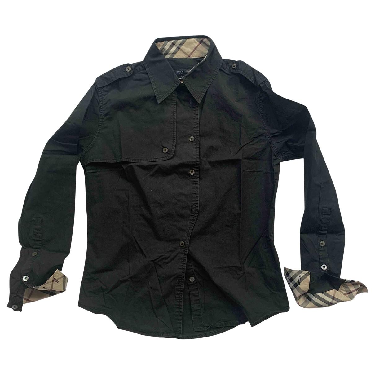 Camisa Burberry