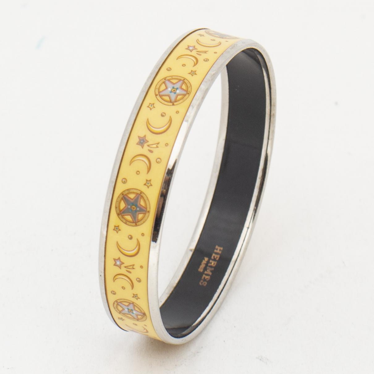 Hermes - Bracelet   pour femme en autre - jaune