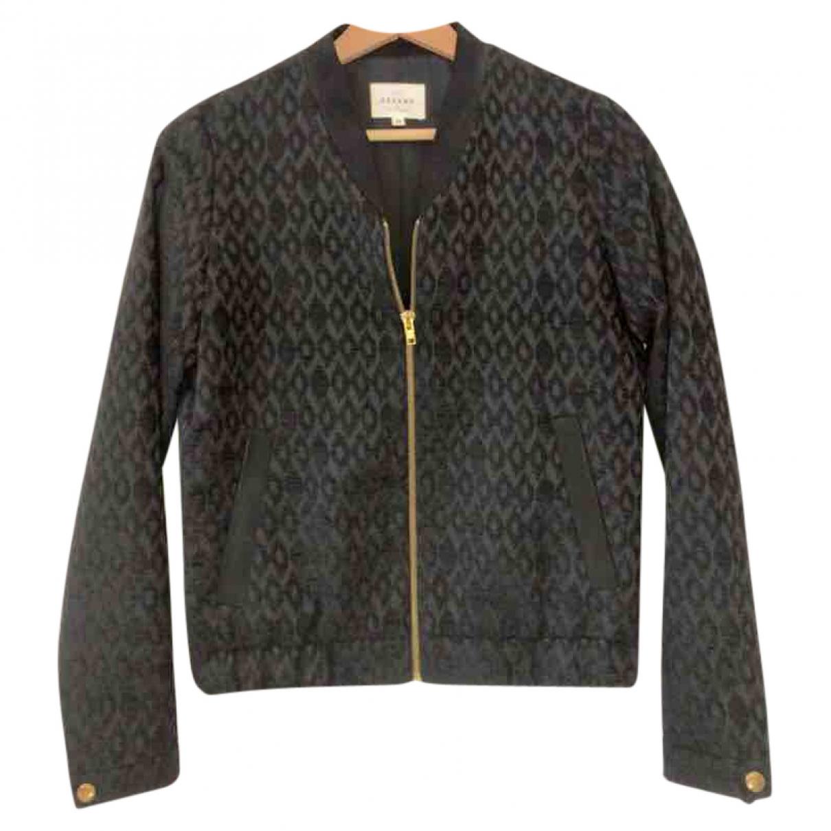 Sézane Fall Winter 2019 Black jacket for Women 36 FR
