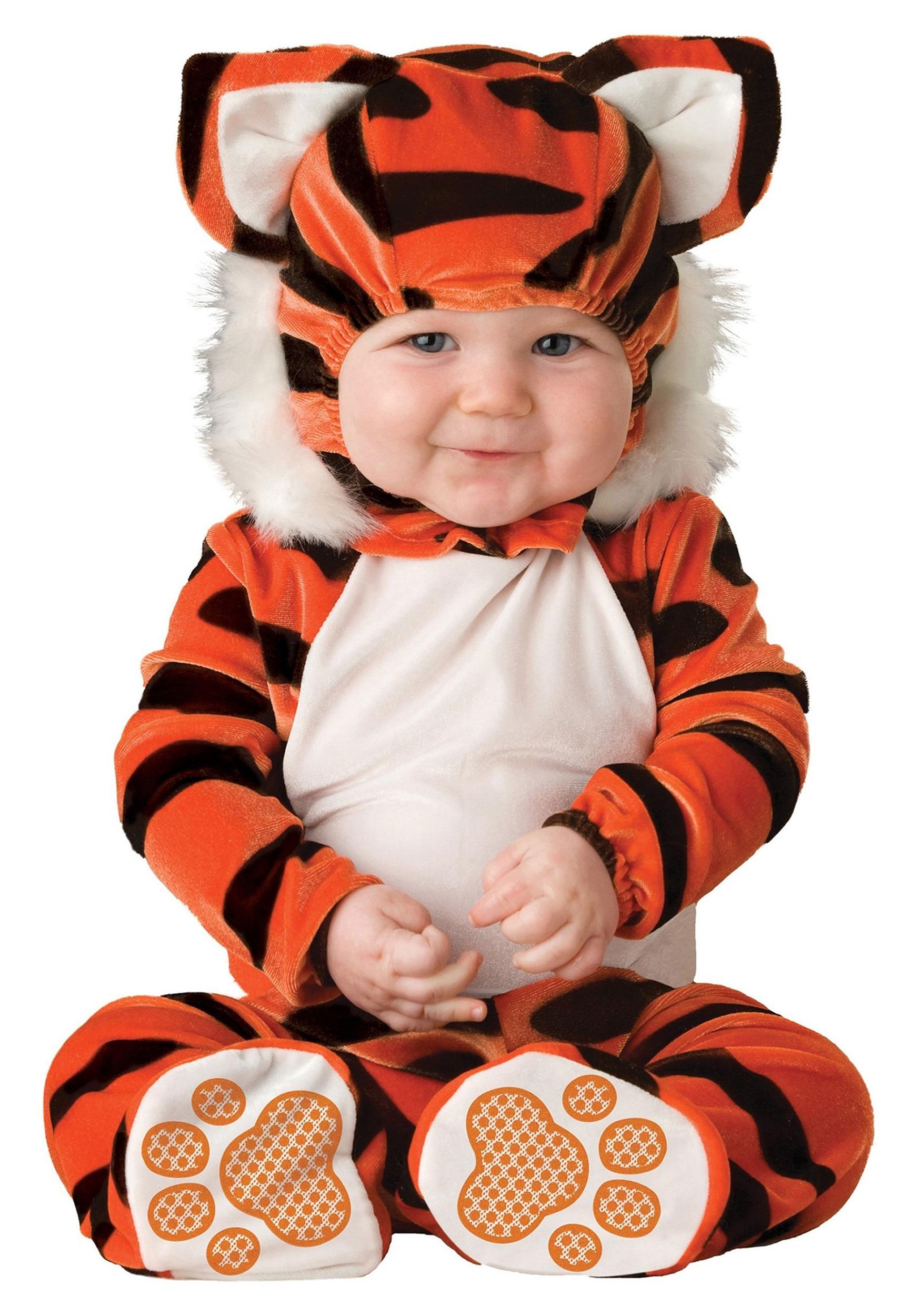 Tiger Costume For Infants