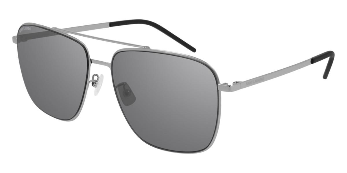 Saint Laurent SL 376 SLIM 001 Men's Sunglasses  Size 59 - Free RX Lenses