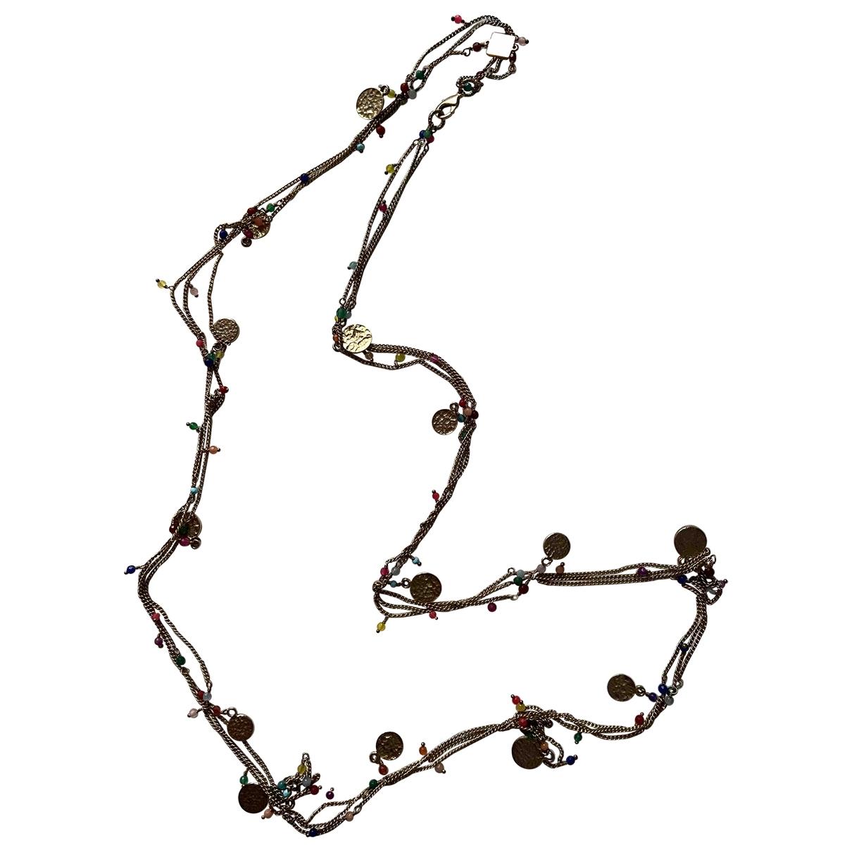 Rosantica - Sautoir   pour femme en metal - dore