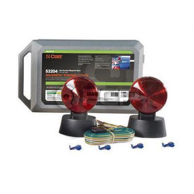CURT Manufacturing Magnetic Base Towing Light Kit - 53204