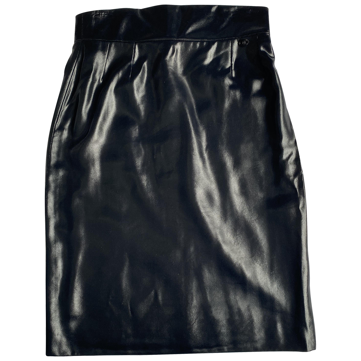Chanel - Jupe   pour femme - noir