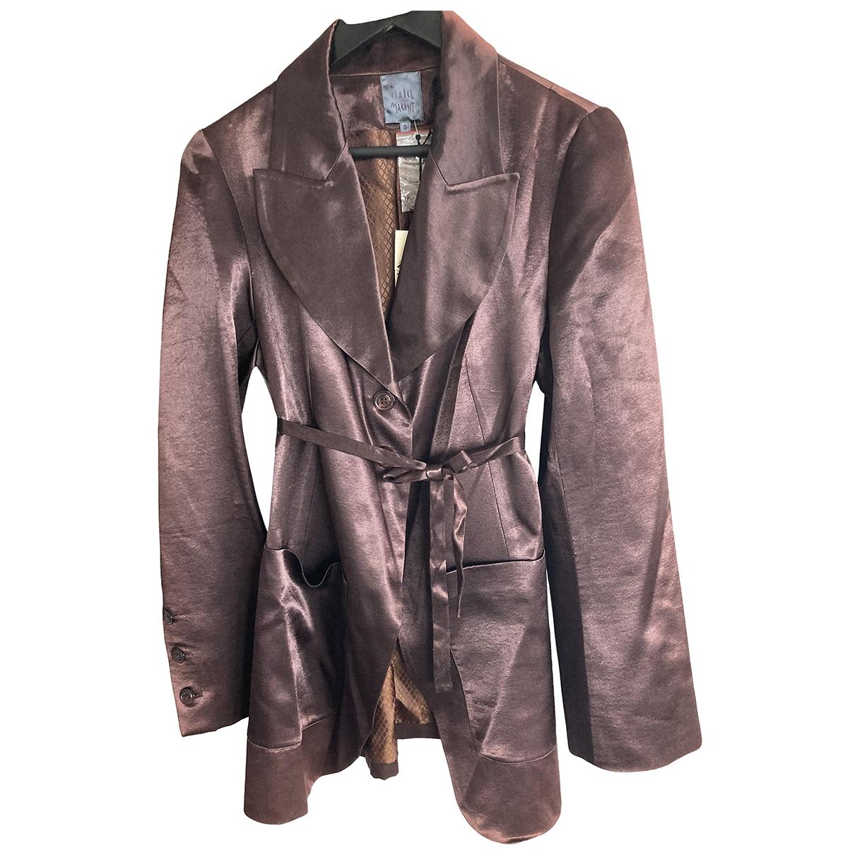 Isabel Marant \N Brown jacket for Women 3 0-5
