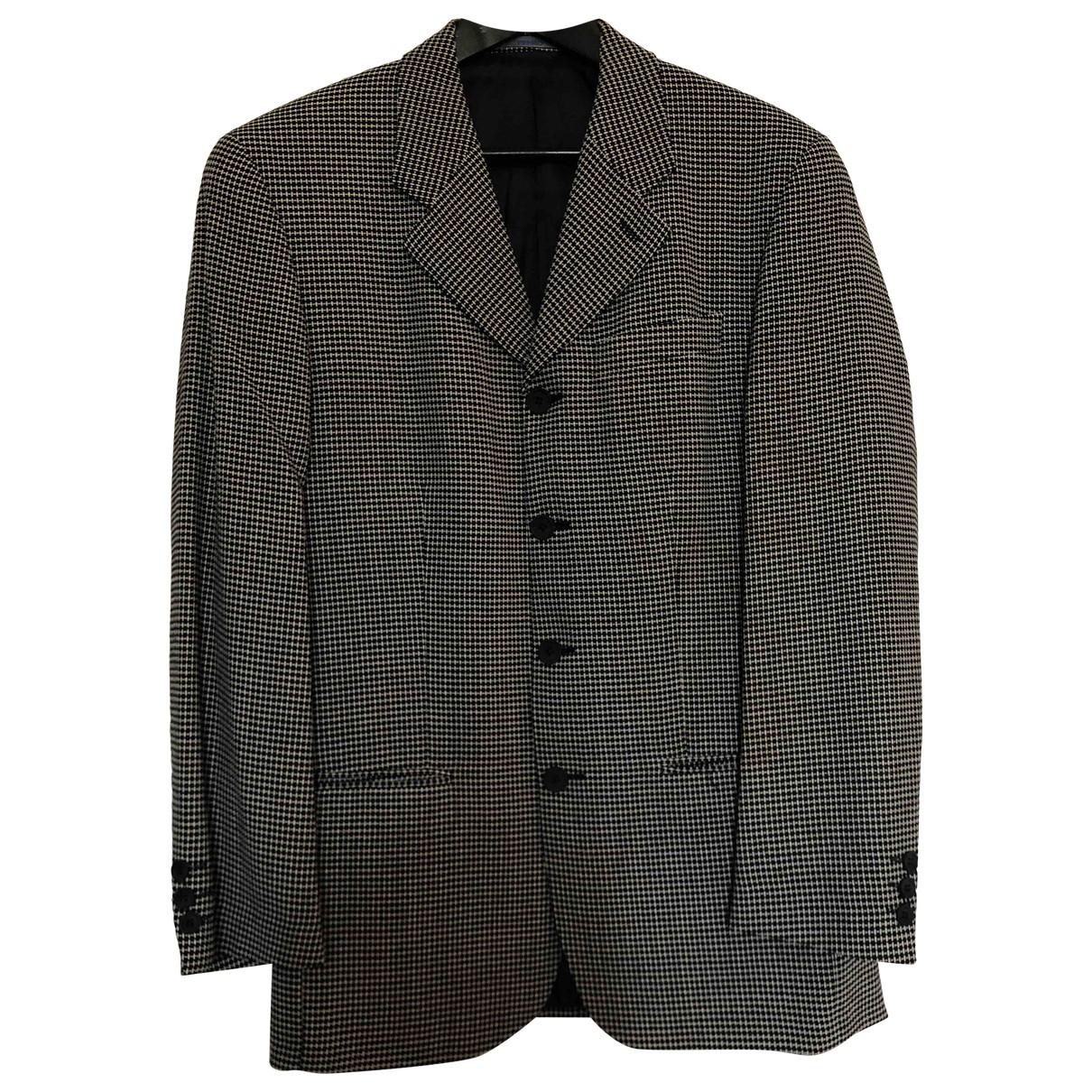 Kenzo - Vestes.Blousons   pour homme en laine - marine