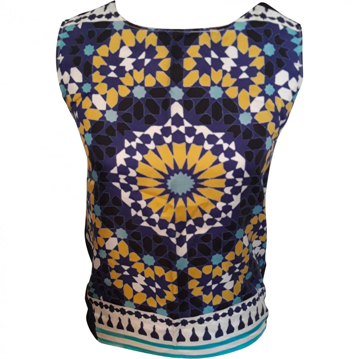 Maje \N Navy Cashmere Knitwear for Women 1 0-5