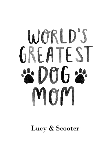 Non-Photo 24x36 Poster , Home Décor -Worlds Greatest Dog