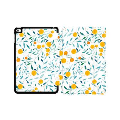 Apple iPad mini 4 Tablet Smart Case - Fresh Citrus  von Iisa Monttinen