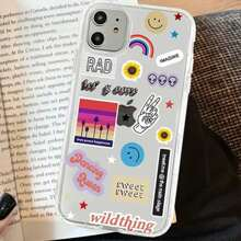 Pattern Collage iPhone Case