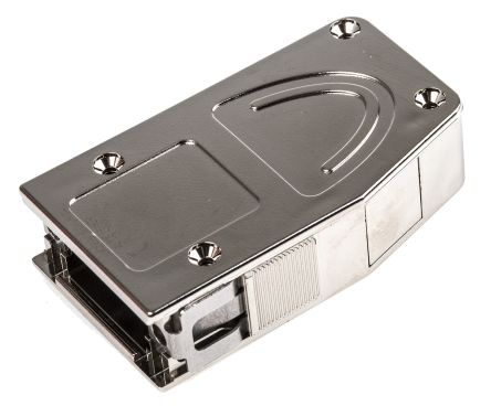 Provertha , 103 ABS D-sub Connector Backshell, 9 Way