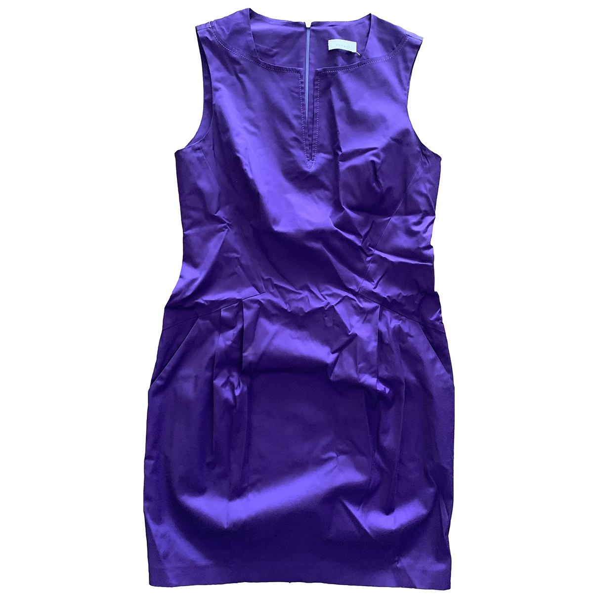 Pinko \N Purple dress for Women 44 IT