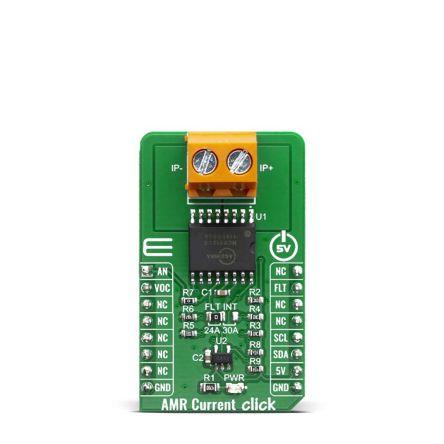 MikroElektronika MIKROE-3812, AMR current Click Development Kit for Mikroe-3812