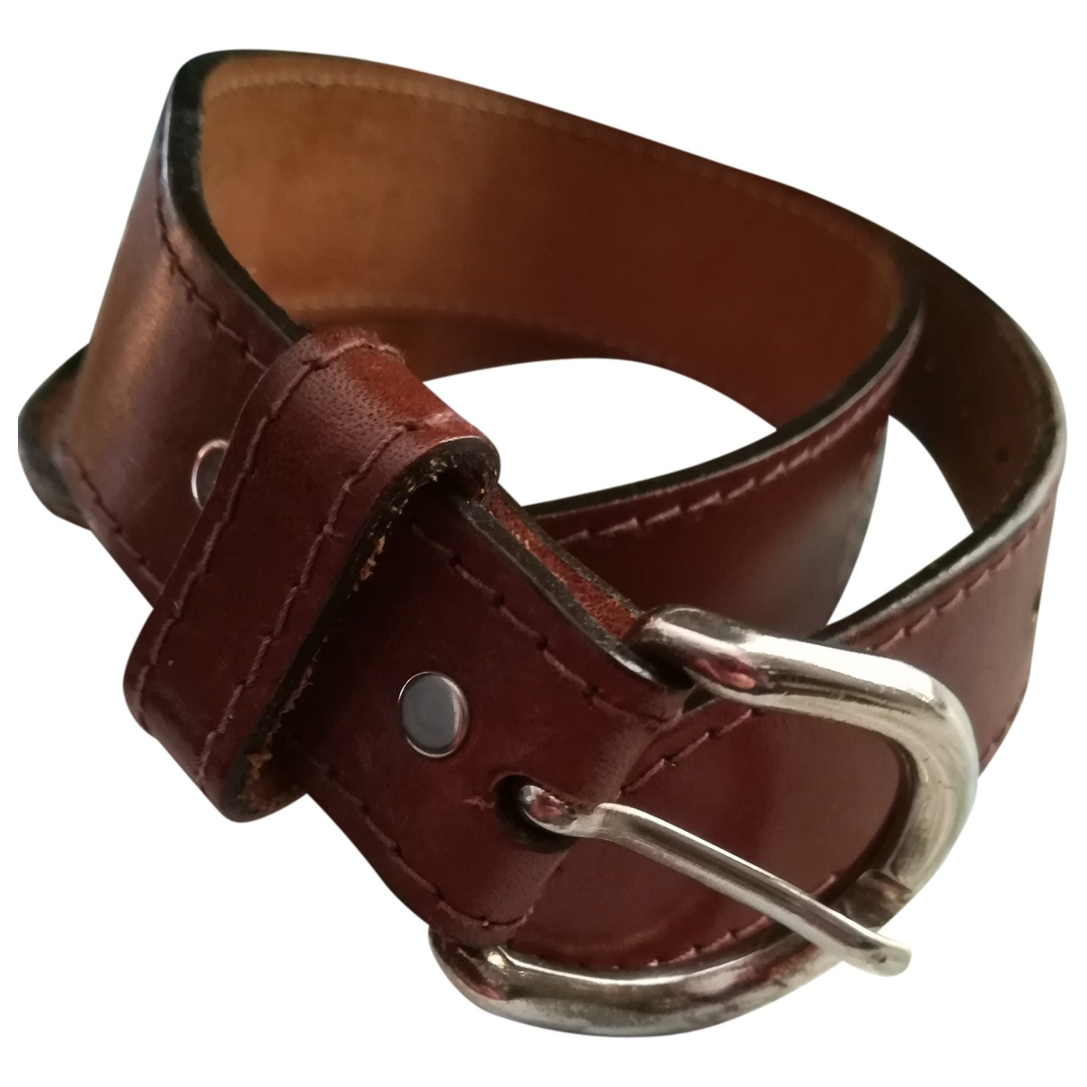 Blumarine \N Brown Leather belt for Women S International