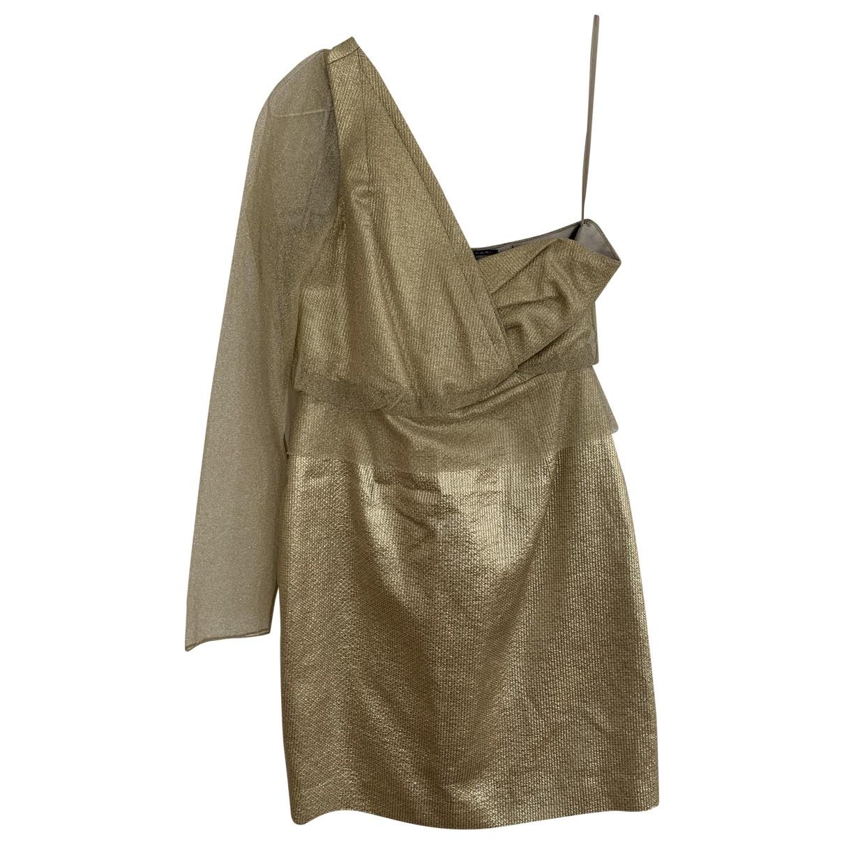Mini vestido de Seda Elie Tahari
