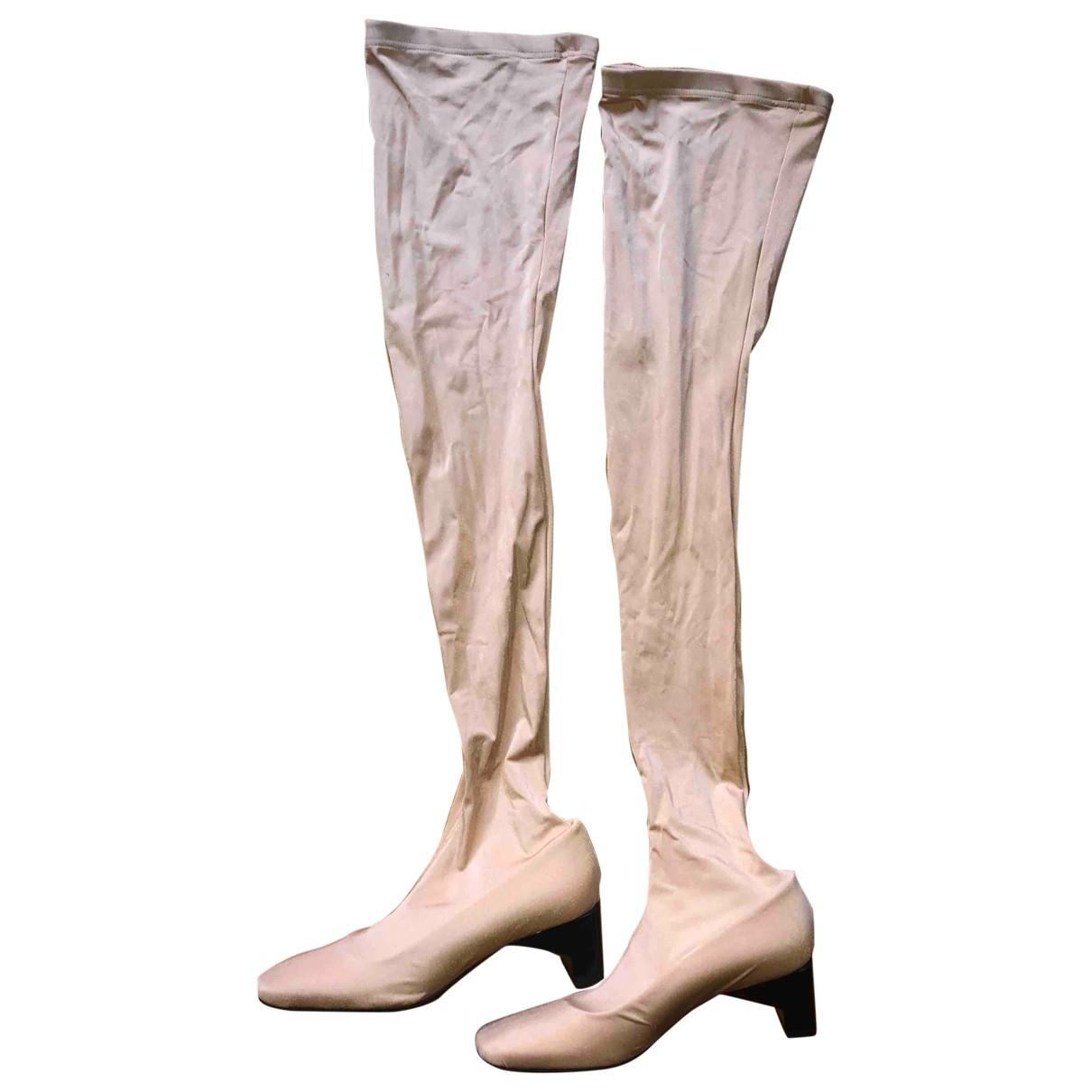 Alyx - Bottes   pour femme - beige