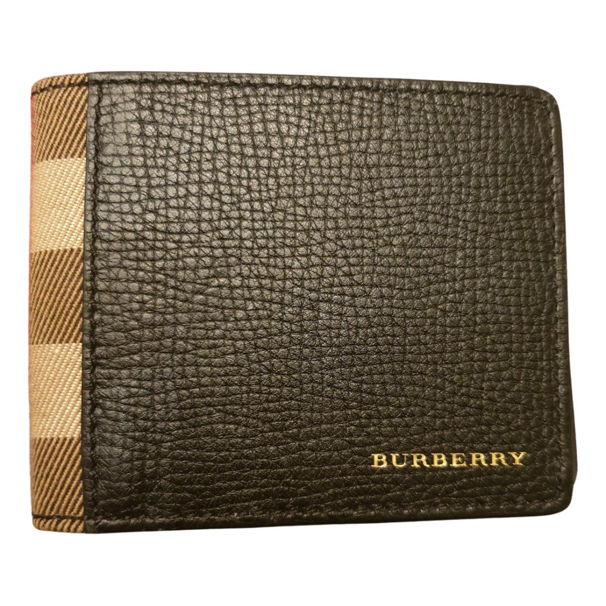 Marroquineria de Cuero Burberry