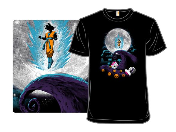 Dragon's Nightmare T Shirt
