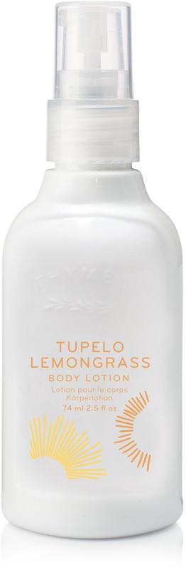 Travel Size Tupelo Lemongrass Body Lotion