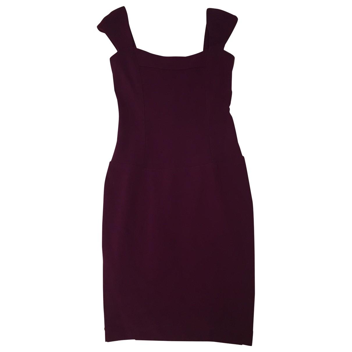 Pinko \N Kleid in  Lila Viskose