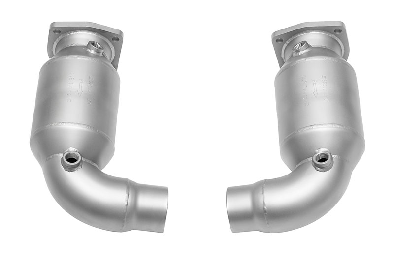 SPP Sport Catalytic Converters Porsche 991.1 | 991.2 Turbo 14-19