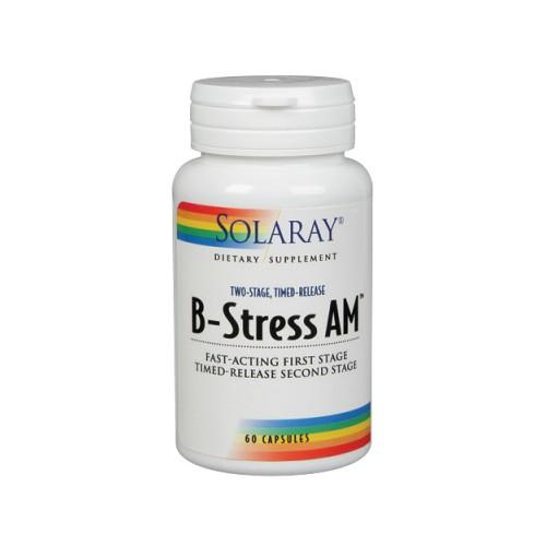 B-Stress AM 60 Caps by Solaray