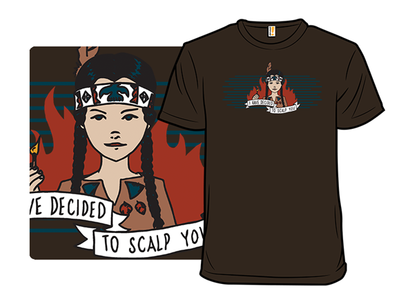 Scalp You T Shirt