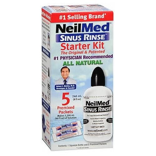 Neilmed Sinus Rinse Starter Kit 1 each by Neilmed