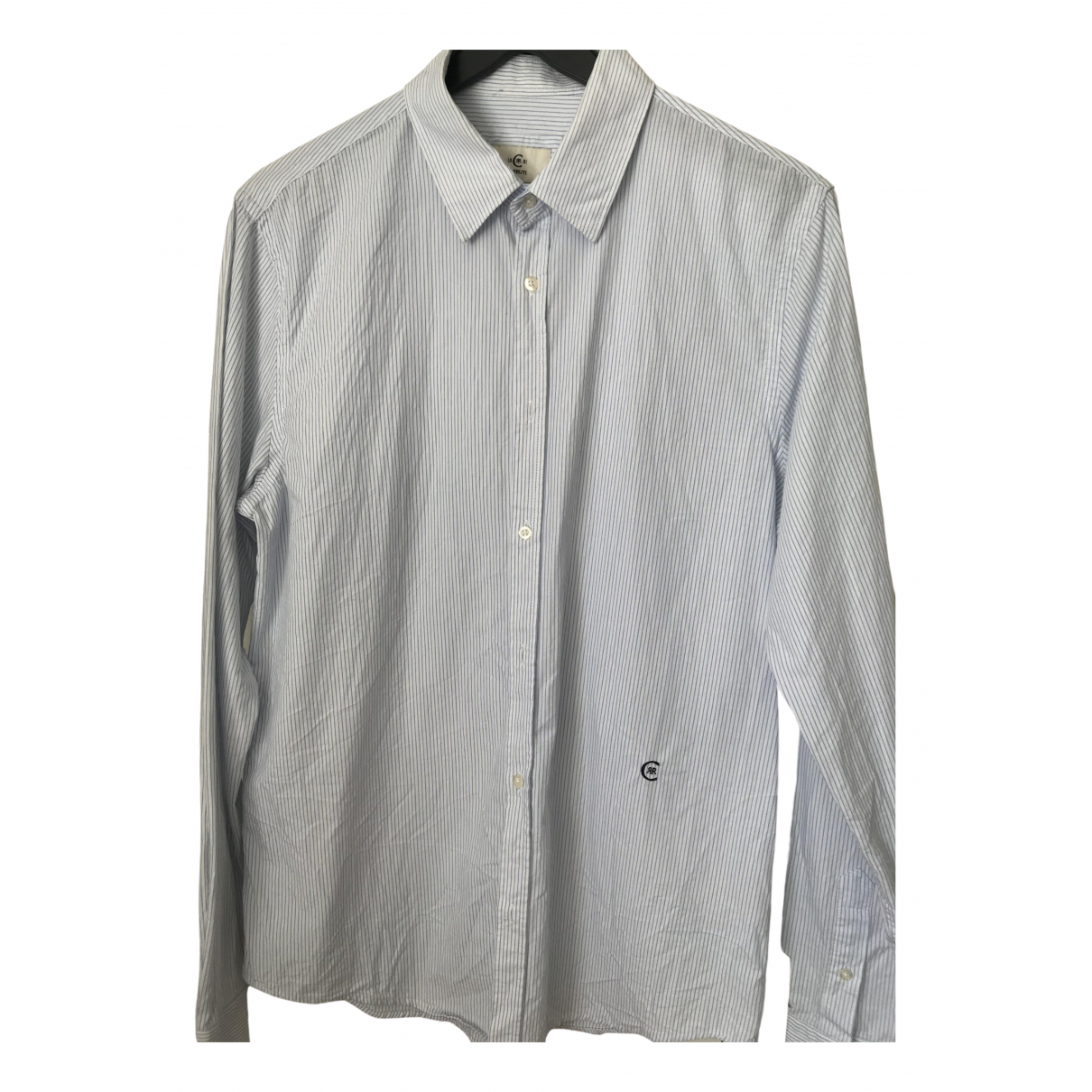 Cerruti \N Blue Cotton Shirts for Men L International